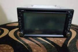 Car Stereo Entertainment System + G P S