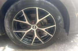 "17"" Rims and kumho tyres"