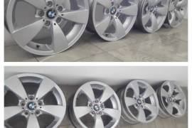 "BMW 17"" inch Factory Rims"