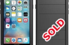 Iphone 6 and 6s - Waterproof Case