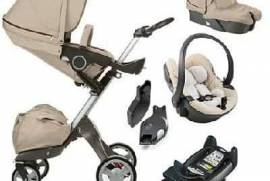 Stokke Xplory V4 Izi Go Travel System - Collection