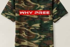 Apparel - Why Pree Tee