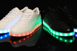 Led Sneakers Led Shoes with lights Party