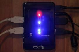 Plugable USB 2.0 7-Port High Speed Hub