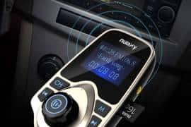 Nulaxy Bluetooth FM Transmitter
