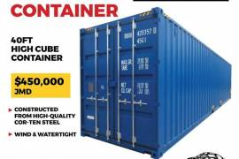 High quality container for SALE