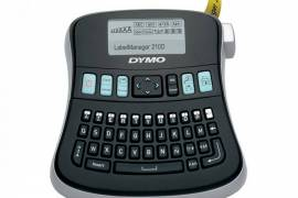 Dymo Label Manager 210D -Large Display with QWERTY