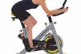 Exerpeutic Exercise cycle, digital display, great