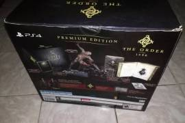 The Order 1886 Premium Edition PS4 BRAND Never Ope