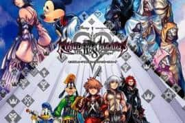 PS4 GAMES  Kingdom Hearts 2.8 Final Chapter