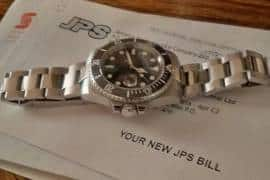 submariner diving watch