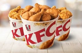 KFC is recruiting today at the Baptist Church in St. Ann's Bay