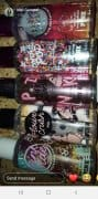 Victoria secrets and bath & body works availab